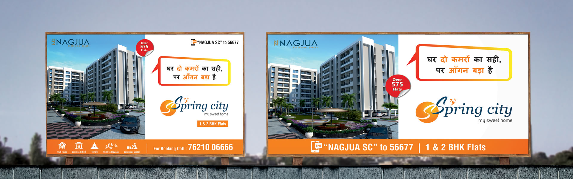 Nagjua Developers – Silvassa